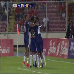 Panama 0 - [1] Bermuda - Nahki Wells 22'