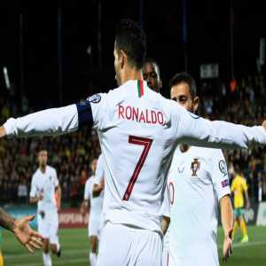 Cristiano Ronaldo has scored 54 career hat-tricks for club and country - has now scored a hat-trick in 12 different countries: Lithuania, Portugal, Italy, Russia, Spain, Japan, Armenia, Sweden, Turkey, Northern Ireland, Netherlands and England