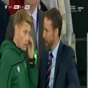 England 0-1 Kosovo - Berisha 1'