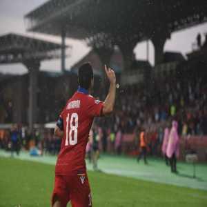 Henrikh Mkhitaryan's statistics for the Armenian national team thus far: 89 matches, 29 goals, 26 assists.