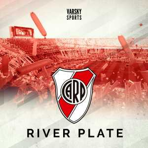 Giuliano Simeone left River Plate's youth academy for Atlético Madrid's. The Argentine club is requesting monetary compensation.