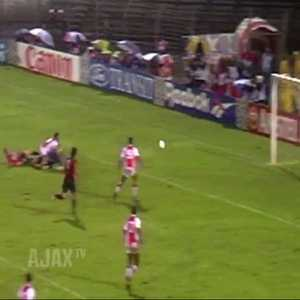 25 years ago Ajax started their victorious 1994/95 CL campaign by beating defending champions AC Milan 2-0