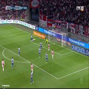 AFC Ajax [4] - 1 SC Heerenveen - Nico Tagliafico 58'