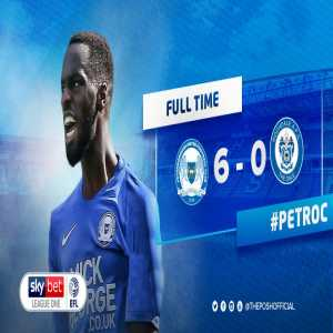 After a shaky start to their EFL One campaign, promotion chasing Peterborough United have won their last 5 games scoring 17 times and conceding 0