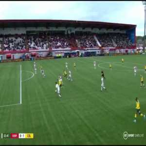 Hamilton 0 - [1] Celtic (Forrest goal)