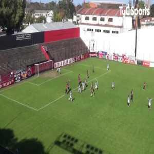 Long distance goal by Ignacio Sanabria - Def. de Belgrano 3-2 Gimnasia (J)