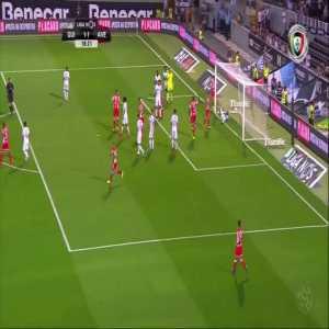 Vitória Guimarães 1 - [1] Aves - Enzo Zidane 18'