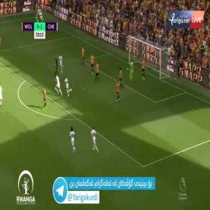 Wolves 0-[2] Chelsea - Tammy Abraham (34')