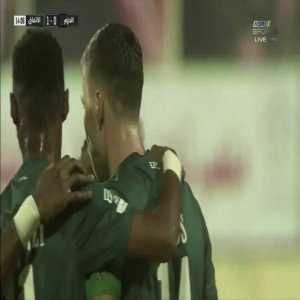 Al-Hazm 0 - [1] Al-Ettifaq — Filip Kiss 14' (PK) — (Saudi Pro League)