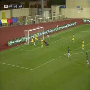 Al-Hazm 0 - [5] Al-Ettifaq — Rogerinho 67' — (Saudi Pro League)