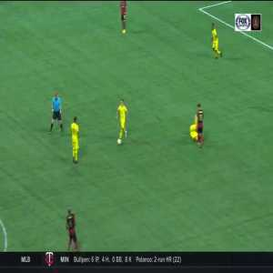 Atlanta United 1 - [1] Columbus Crew - Zardes 52'