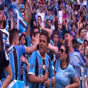 Grêmio [2] x 0 Goiás - Everton 32'