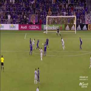 Orlando City 1 - [3] New England Revolution - Gustavo Bou 41'