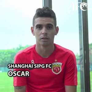 Oscar on some of his favorites goals in AFC Champions League