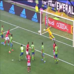 Seattle Sounders 2 - [1] NY Red Bulls - Aaron Long 27'