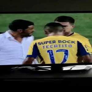 Sergio Conceição humiliates Nakajima during post-match Porto vs Portimonense