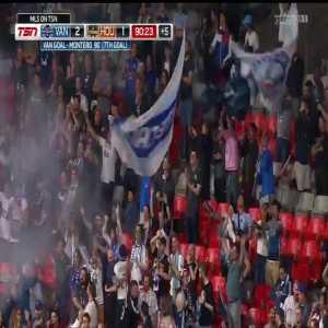 Vancouver Whitecaps [2]-1 Houston Dynamo - Fredy Montero 90+1'