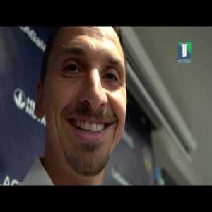 Zlatan Ibrahimović: I'm the best ever to play in MLS
