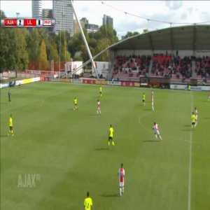 Ajax U19 [3] - 0 Lille U19 - Sontje Hansen 36' - UEFA Youth League