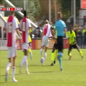 Ajax U19 [4] - 0 Lille U19 - Rasmussen 90+4' - UEFA Youth League