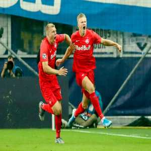 Haaland is the first teenager to score a Hattrick in his CL debut since Rooney in 2004