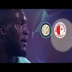 Inter Media House: INTER vs SLAVIA PRAHA | UEFA CHAMPIONS LEAGUE | TRAILER