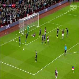 Keinan Davis heel flick skill vs West Ham
