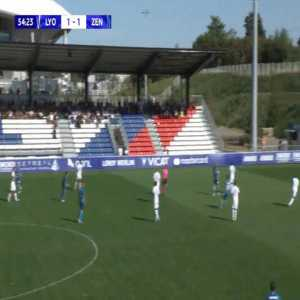 Lyon U19 [2] - 1 Zenit U19 - Soumare 56' - UEFA Youth League