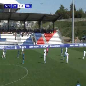 Lyon U19 [2] - 1 Zenit U19 - Soumare 56' - UEFA Youth League