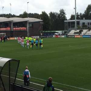 There are 80 scouts at Ajax u19 - Lille u19 for the UEFA Youth League