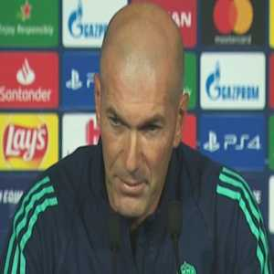 """Zidane: """"Let Hazard settle down, and you'll see what he will do"""""""