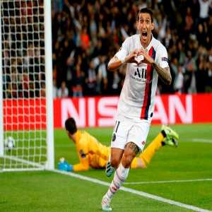 Ángel Di María is the second player in the history of the Champions League that marks a double to Real Madrid and Barcelona, after Mário Jardel. Noodle