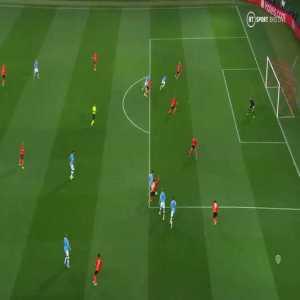 Shakhtar Donetsk 0-1 Manchester City - Riyad Mahrez