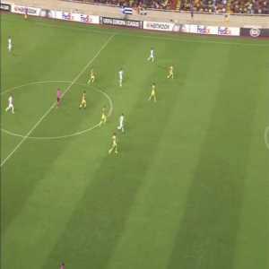 APOEL 0-1 Dudelange - Sinani 36'