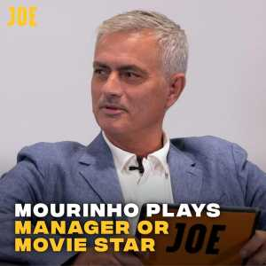 Can Mourinho tell the difference between Brendan Rodgers and Brad Pitt? We put his love of box sets and films to the test...