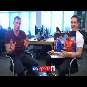 """Carragher on Torres' departure: """"Torres' time was done, £50 million for Torres at that time we were more than happy for 50, couldn't believe it...Torres hadn't had a good 18 months, his one good game that season was against Chelsea"""""""