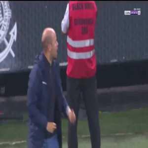 Corinthians 0 - [1] Independiente del Valle - Gabriel Torres 44' - Copa Sudamericana Semi-final