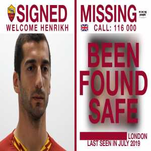 🛑 FANTASTIC NEWS 🛑 #ASRoma has tonight been informed by our amazing partner @missingpeople that a 16-year-old girl from London has become the FIFTH young person featured in Roma's missing children social media campaign to be found safe. The girl appeared in 3 player videos