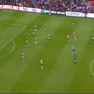PSV [2]-0 Sporting - Coates O.G. 25'