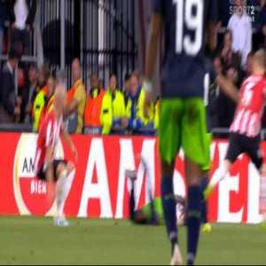 PSV 2-[1] Sporting - Bruno Fernandes P.K. (+call)