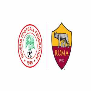 AS Roma announce the club has agreed a three-year partnership with the Nigeria Football Federation.