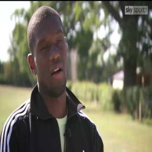 """Christian Kabasele on receiving racist abuse: """"Here in England on social media, in Belgium and Bulgaria on the pitch. It's not easy being treated like an animal, it's very hurtful. Until the federations find the right punishment we will still have this kind of problem."""""""