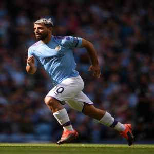 Sergio Aguero has scored his 100th Premier League goal at the Etihad - he is one of just three players in the competition's history to net 100+ goals at a single venue, alongside Thierry Henry at Highbury (114) and Wayne Rooney at Old Trafford (101)