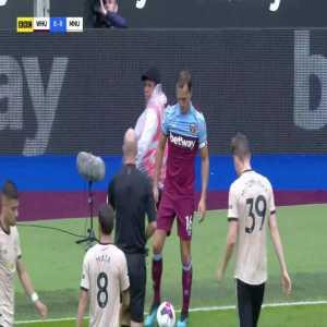 MOTD2's Jonathan Pearce summary of West Ham v Man United First Half