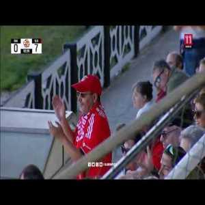 Ovarense (W) 0 - [7] Benfica (W) - Geyse 93' - Great goal!