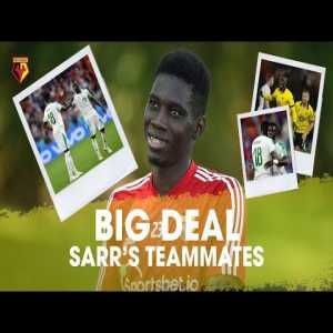 """Ismaïla Sarr on Sadio Mané: """"I can say that for me, he is the best player in the world. Why you ask? Because he is quality. He plays well, he does everything well in football and life. On top of that he is my idol. I love Sadio Mané. Sometimes before matches I watch videos of him. If I'm alone."""""""