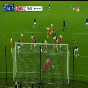 Ederson great save vs Everton
