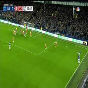 Ederson save vs Everton