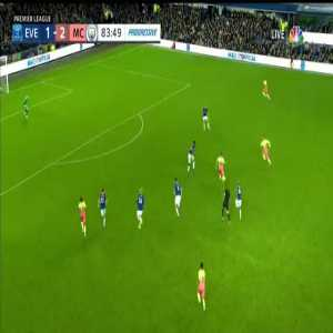 Everton 1-[3] Manchester City - Sterling 85'