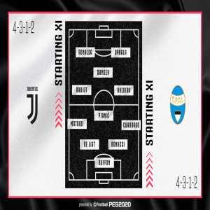 Juventus starting XI against SPAL: Ramsey, Ronaldo and Dybala start in attack